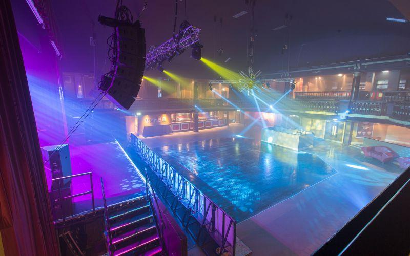 O2 Ritz DJ Events