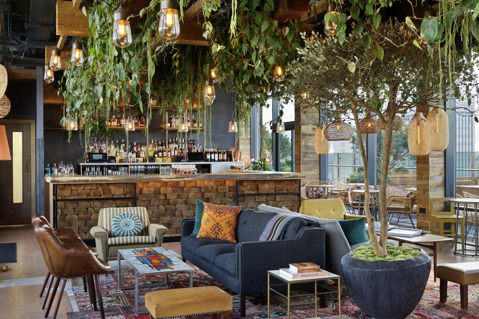 Planning a corporate event in London - Treehouse Hotel